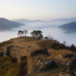 兵庫県の絶景スポット天空の城「竹田城」へ観光に行ってきました!