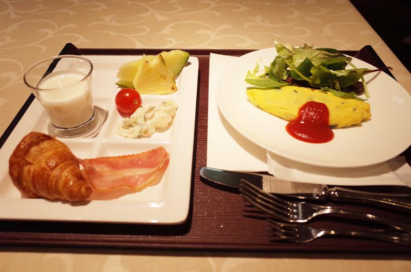 上高地ルミエスタホテル宿泊記 朝食