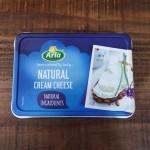 デンマーク産Arlaの無添加クリームチーズを買ってみました!