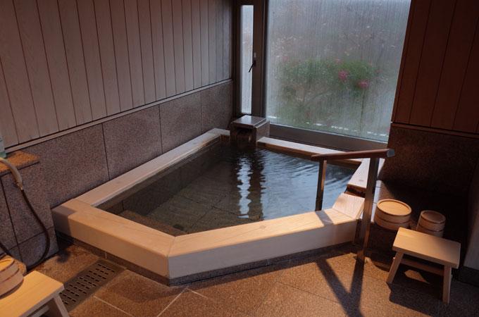 有馬グランドホテルの貸切風呂