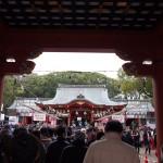 神戸三社参りとは?神戸の初詣で人気の神社ベスト3!