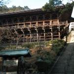 姫路市にある映画のロケでも有名な書写山円教寺へ行って来ました!