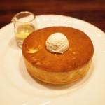 星乃珈琲で人気のメニュー、スフレドリアとスフレパンケーキ食べてきました!