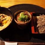大阪福島の美味しい蕎麦屋さん「蓮生」へ行って来ました!