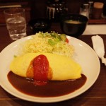 梅田洋食ランチで大阪駅前第4ビルにあるグリル欧風軒の美味しいオムライスを食べに行ってきました!