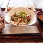 大阪福島でランチが楽しめるおしゃれなカフェCache-Cache(カシュカシュ)!平日限定のスフレオムライスも!