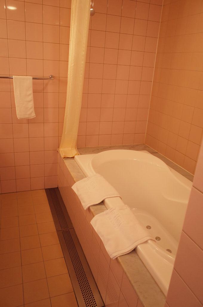 ロテルド比叡のお風呂