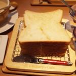 俺のベーカリー銀座のあっつあつの焼きたて生食パンモーニングへ行って来たよ!