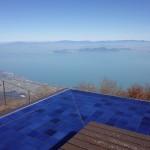 琵琶湖テラスへのアクセス方法は?ロープウェイで絶景テラスカフェへ!