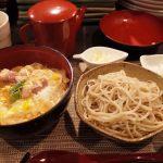 大阪福島区の美味しい蕎麦屋藤乃へランチに行って来たよ!