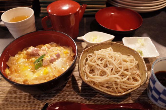 大阪福島区の美味しい蕎麦屋藤乃