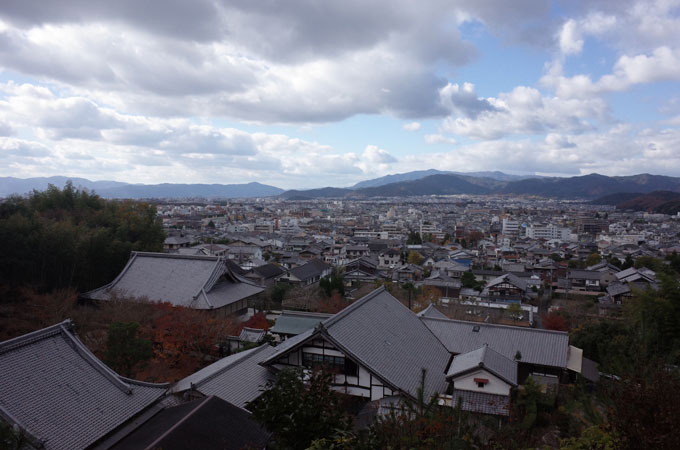 圓光寺の絶景スポット