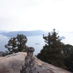 弥山へロープウェイを使って登山に行って来たよ!消えずの火と5つのパワースポットを巡るハイキング!