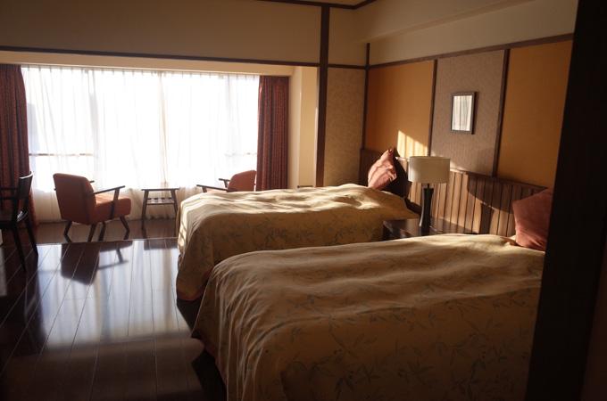 ベイリゾートホテル小豆島の部屋