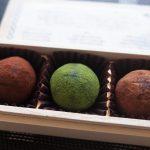 ダリケー祇園のチョコレートトリュフは絶品の口どけ!