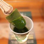 マールブランシュ京都タワー限定の生茶の菓アイスバーを食べてきたよ!