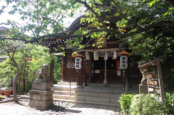 神戸一宮神社