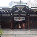 三宮神社の御朱印やアクセスは?神戸の街中のパワースポット!