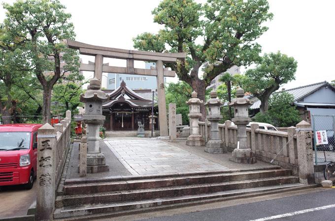 六宮神社・八宮神社