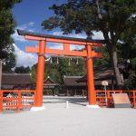 上賀茂神社の御朱印の時間や値段は?所要時間や見どころもご紹介!