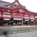 富山日枝神社の御朱印を頂いて来た!アクセスは?山王祭りには限定の御朱印もあるよ!
