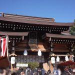 湊川神社の初詣の混雑はどんな感じ?神戸で人気の神社へ行ってきた!