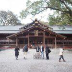 猿田彦神社の御朱印の時間や石柱を触る順番は?パワースポットへ行って来た!