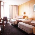 【鎌倉プリンスホテル宿泊記】ツインルームAの部屋からは絶景のオーシャンビュー!送迎バスもあるから便利!
