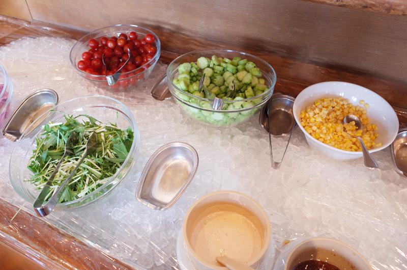 鎌倉プリンスホテルの朝食ビュッフェ