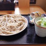 白髭神社周辺ランチにおすすめの十割そばが美味しい白ひげ蕎麦へ行って来た!