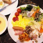 アランヴェールホテル京都の朝食は料金もリーズナブルで種類が豊富で美味しい!【宿泊記】