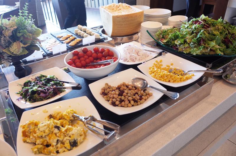日本平ホテルの朝食ビュッフェ