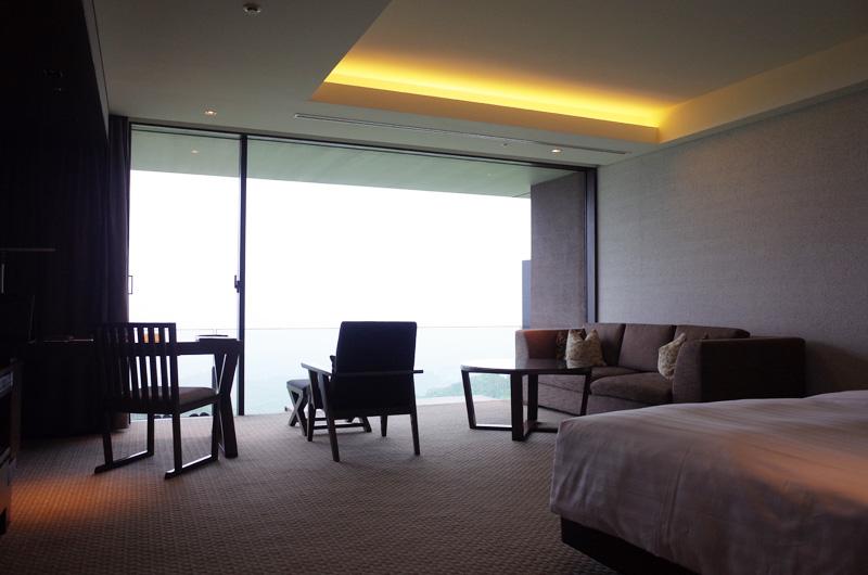 日本平ホテルの部屋
