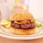 神戸元町商店街「BRISK STAND(ブリスクスタンド)」の本格バーガーはリピしたくなる美味しさ!