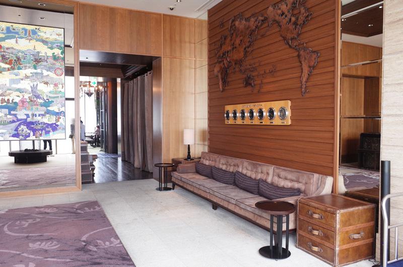 オリエンタルホテル神戸