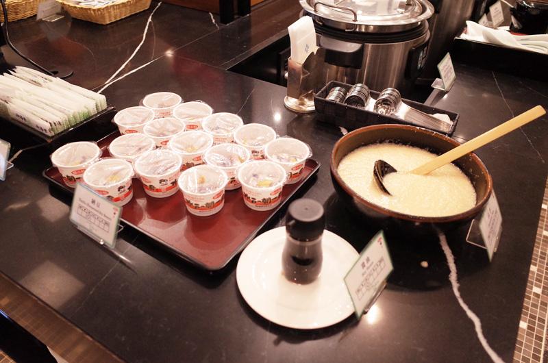 ホテルオークラ神戸の朝食ビュッフェ