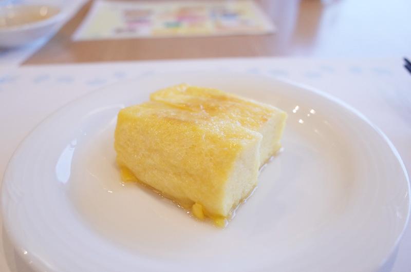 ホテルオークラ神戸の朝食 伝統のフレンチトースト