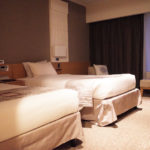 【京王プラザホテル新宿宿泊記】アメニティが豊富で都庁の眺望がすばらしいホテル!