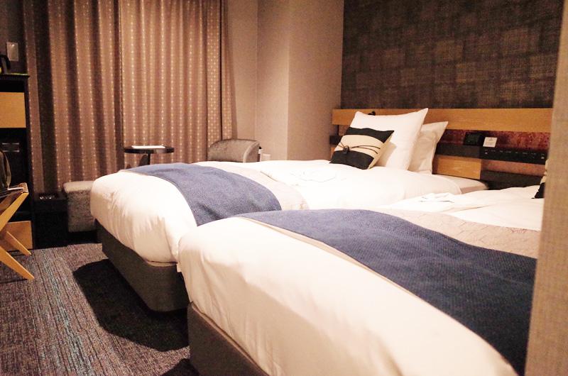 静鉄ホテルプレジオ京都烏丸御池の部屋