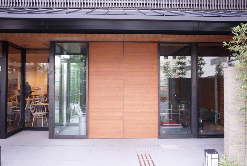 静鉄ホテルプレジオ京都烏丸御池の入り口
