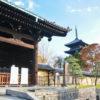 京都駅から東寺への行き方は?徒歩、バス、電車、タクシー別にご紹介!