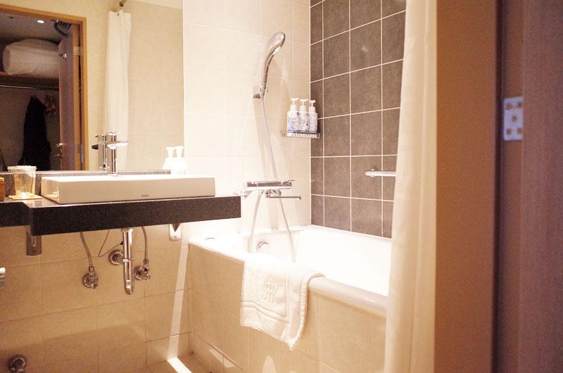 リーガロイヤルホテル京都のお風呂