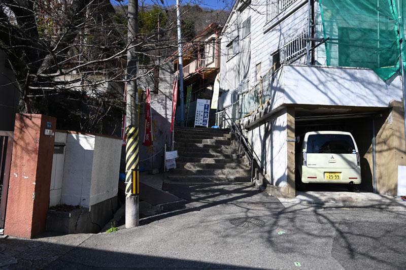 氷室神社の行き方