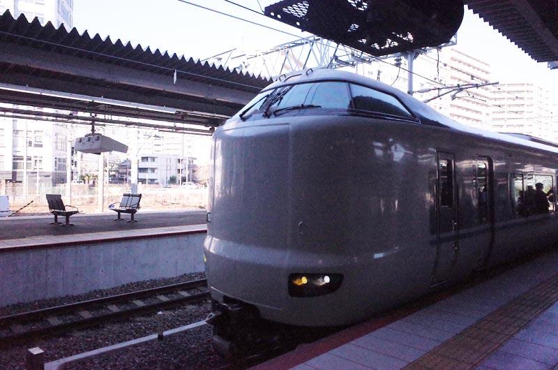 新大阪駅のくろしお乗り場