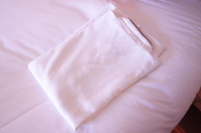 神戸メリケンパークオリエンタルホテルのパジャマ