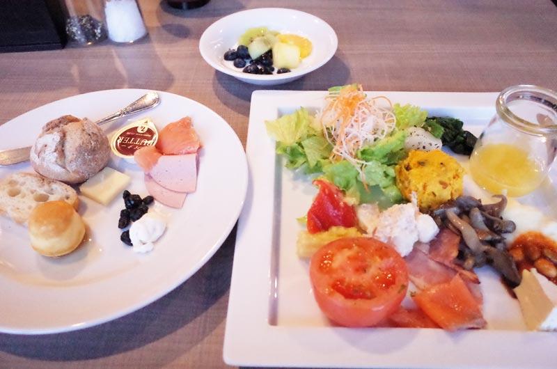 南紀白浜マリオットホテルの朝食