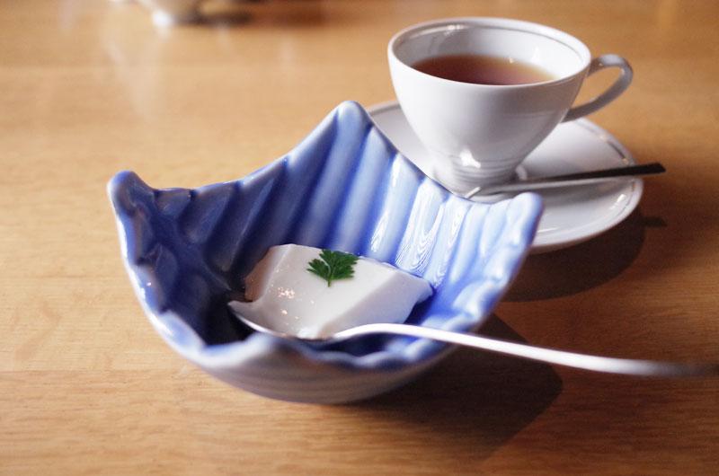 琴平花壇の朝食 デザート