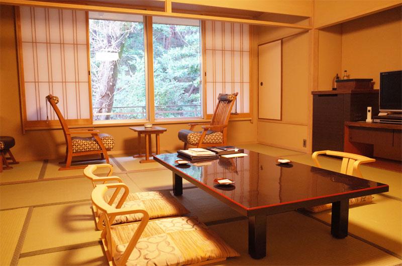 琴平花壇 富士見台のスタンダードの部屋