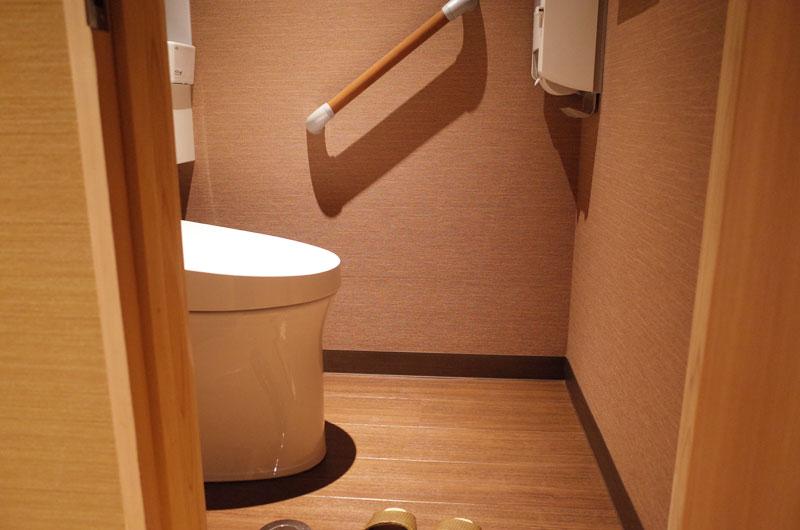 琴平花壇 トイレ