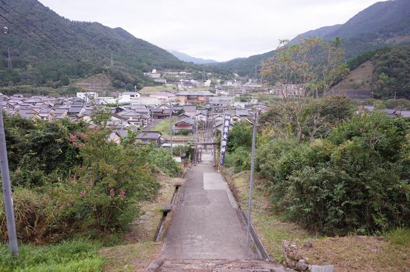 表米神社から見る絶景